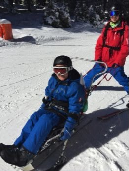 Adaptive Snowsports in Wales