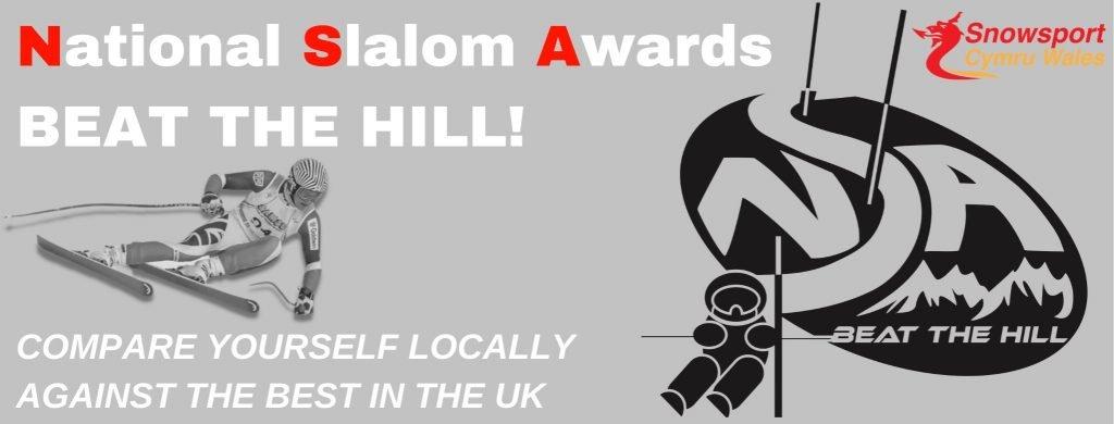 National Slalom Awards graphic