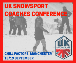UK Snowsport Coaching graphic