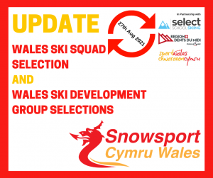 Welsh Squad Selection Update